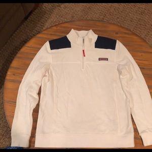 Vineyard Vines Zip pullover sweatshirt